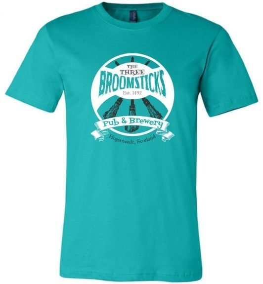 The Three Broomsticks T-Shirt