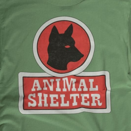 Homeward Bound Animal Shelter T-Shirt