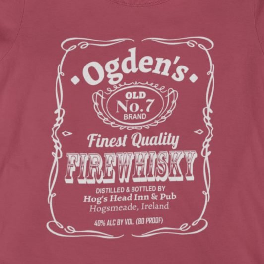 Ogden's Old Firewhisky Women's T-Shirt