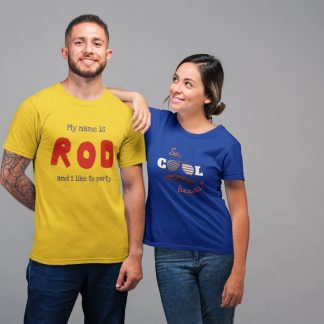 Shirts inspired by the movie Hot Rod