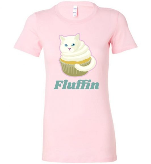 Fluffin Cat Muffin T-Shirt