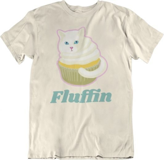 Fluffin Cat-Muffin T-Shirt