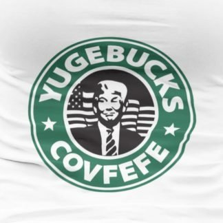 Women's Covfefe Starbucks T-shirt